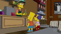 Bart gets a Z -00099