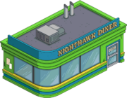 Nighthawk diner Tapped Out