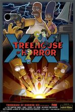 Treehouse of Horror XXI
