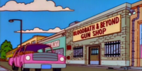 Bloodbath & Beyond Gun Shop