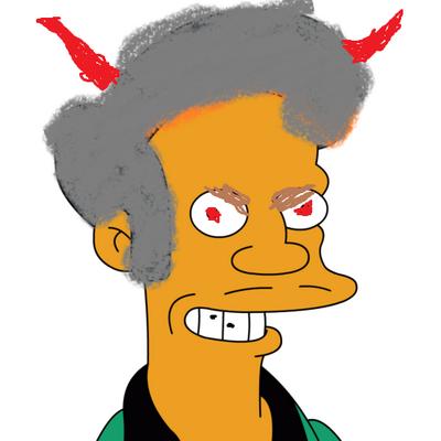 Evil apu