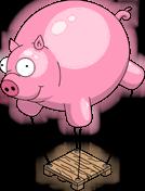 Pig Balloon Menu