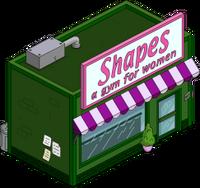 Shapes Menu