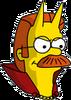 Devil Flanders Icon