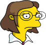 Miss Hoover Sad Icon