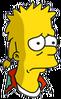 Mooch Bart Sad Icon