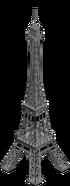 Eiffel Tower Menu