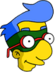 Sidekick Milhouse Icon