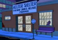 Helter Shelter building