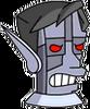 Mecha Hawk Annoyed Icon