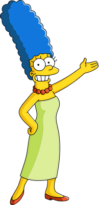 image marge character setpng the simpsons tapped out