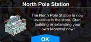 NorthPoleStationMessage