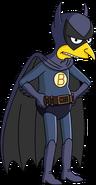 Fruit-Bat-Man Unlock