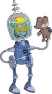 Robo Burns Unlock