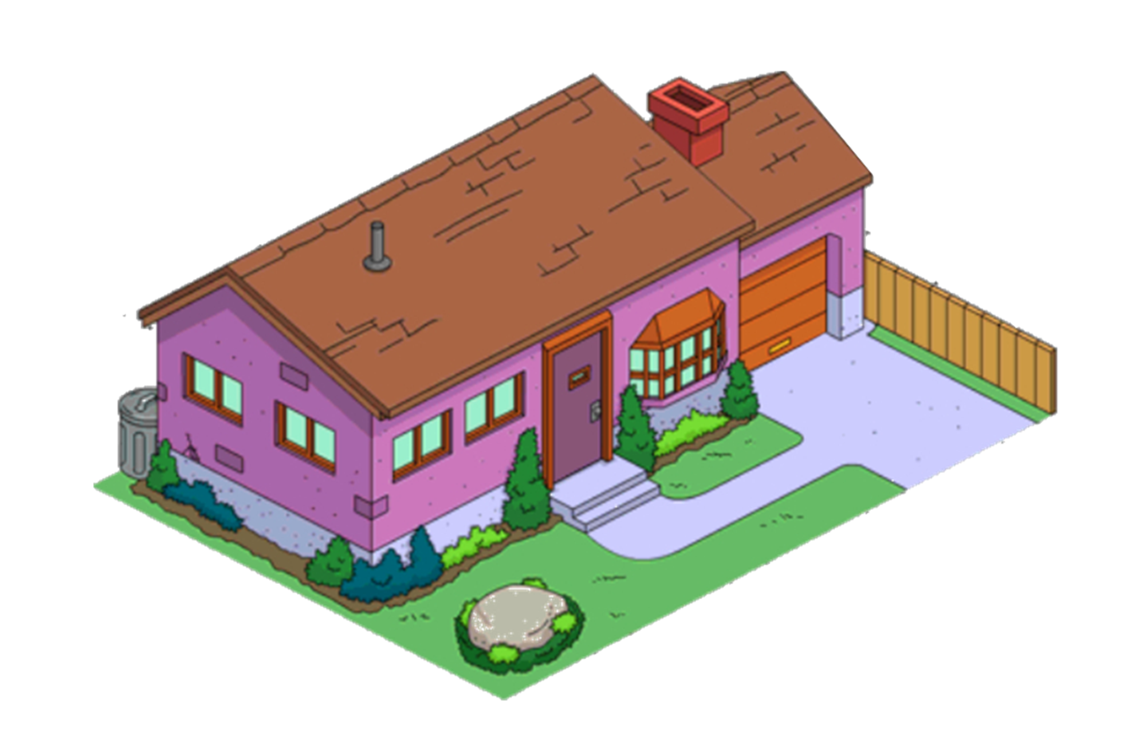 Van Houten House The Simpsons Tapped Out Wiki Fandom