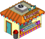 Krustyland Krusty Burger
