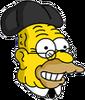 Toreador Abe Happy Icon