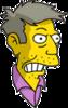 Skinner Madannoyed Icon