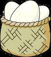 Basket of Snake Eggs