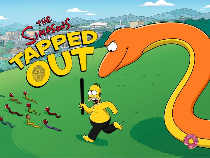 how to add friends in simpson tapped out