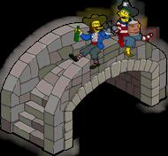 Bridge Arch Animatronic Menu