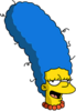 Marge Drunk Icon