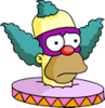 Clownface Sad Icon