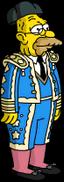 Toreador Abe Menu