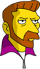 Hank Scorpio Annoyed Icon