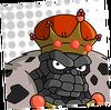 Old King Coal Portrait