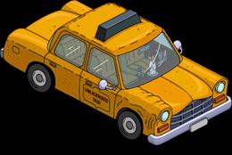 Unlicensed Taxi Menu