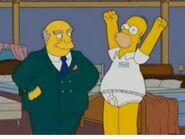 Mr cosington hiring homer