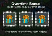 Overtime Bonus Act 1