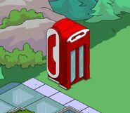 Zenith city phone booth