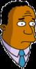 Dr. Hibbert Sad Icon