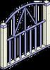 Stadium Fence Menu