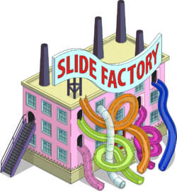 Slide Factory Menu