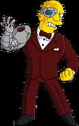 G.H.O.S.T. Enforcer Unlock