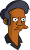 Pin Pal Apu Annoyed Icon