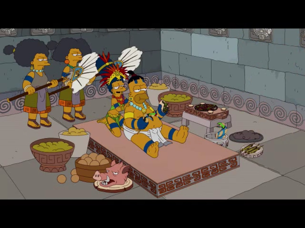 Mayan Games For Kids