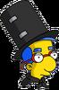 Magic Act Milhouse Annoyed Icon