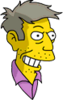Skinner Madhappy Icon