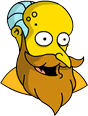 File:New God Mr. Burns Happy Icon.png