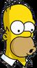 Homer Ooh Icon
