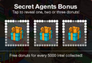 Secret Agents Bonus Act 1
