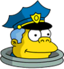 Beer Stein Wiggum Icon