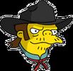 Outlaw Snake Icon