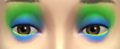 YfMakeupEyeshadow ThreeToneWild BlueGreen.png