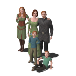 O'Connell family