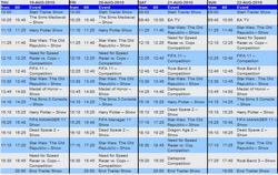 Gamescom 2010 ea schedule